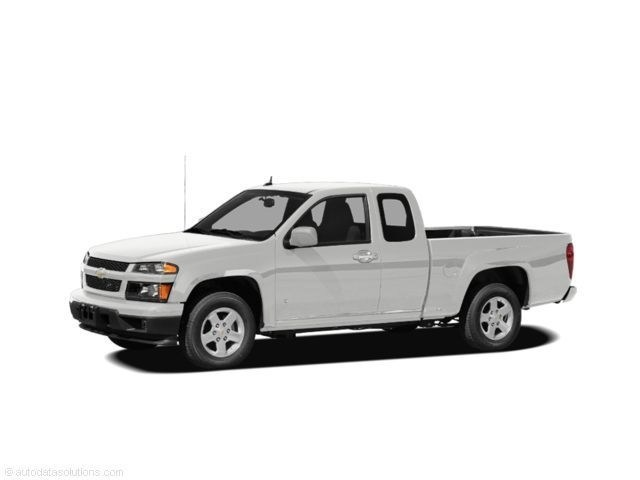 Photo Used 2010 Chevrolet Colorado 1LT Truck Extended Cab
