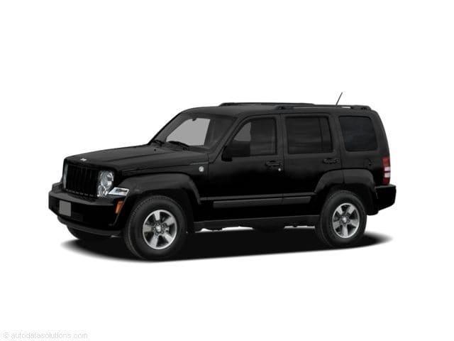 Photo Used 2010 Jeep Liberty Sport SUV