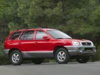 Used 2004 Hyundai Santa Fe GLS in Pittsfield MA
