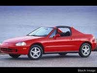 Used 1996 Honda Del Sol Si Coupe Front-wheel Drive in Cockeysville, MD