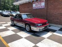 1988 Ford Mustang 2dr Convertible GT