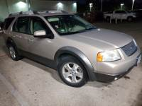 2007 Ford Freestyle SEL Wagon Front-wheel Drive 4-door