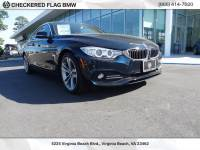 Certified Pre-Owned 2017 BMW 4 Series 430i RWD 2D Coupe