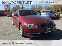 Pre-Owned 2011 BMW 3 Series 335i RWD 2D Convertible