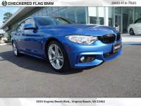 Certified Pre-Owned 2017 BMW 4 Series 430i Gran Coupe RWD 4D Hatchback