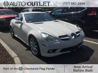 Pre-Owned 2005 Mercedes-Benz SLK SLK 350 RWD 2D Convertible