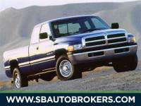 1996 Dodge Ram 2500 ST Club Cab 8-ft. Bed 4WD
