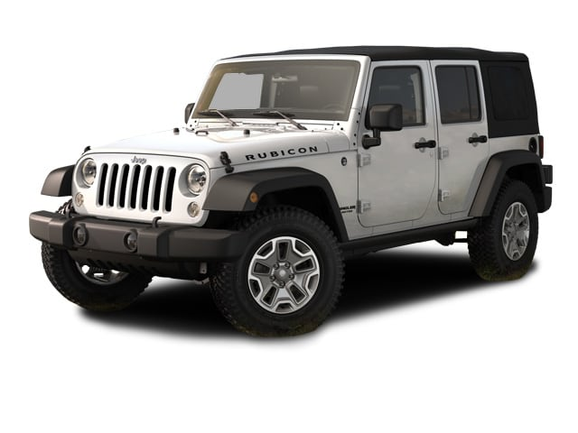 Photo Used 2015 Jeep Wrangler Unlimited Rubicon Hard Rock for sale in Flagstaff, AZ