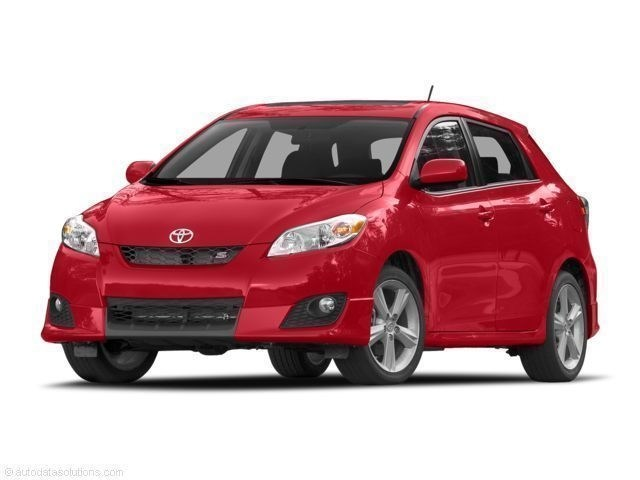 Photo 2009 Used Toyota Matrix S For Sale in Moline IL  Serving Quad Cities, Davenport, Rock Island or Bettendorf  S18948A