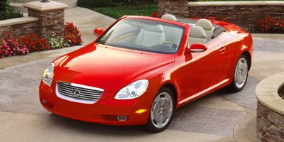 Photo Pre-Owned 2005 Lexus SC 430 2DR CONV With Navigation