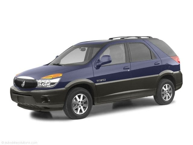 Photo 2003 Buick Rendezvous SUV Front-wheel Drive