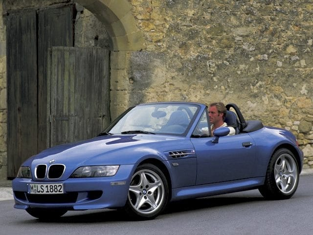 Photo Used 2000 BMW Z3 M Base for sale in Summerville SC