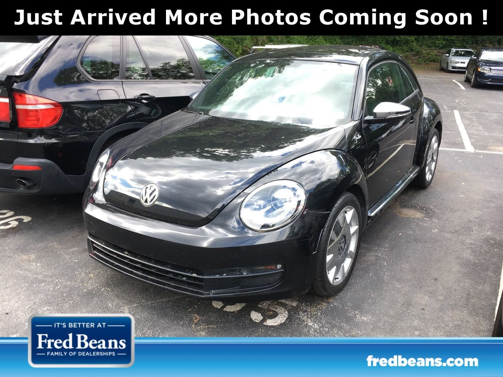 Photo Used 2013 Volkswagen Beetle For Sale  Devon PA