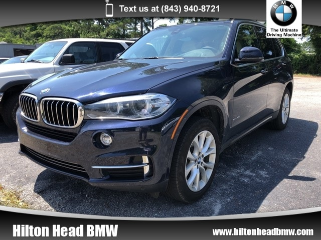Photo 2015 BMW X5 xDrive35i xDrive35i  BMW CPO Warranty  One Owner  Luxury SUV All-wheel Drive