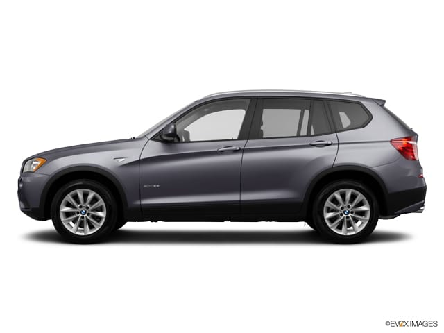 Photo 2014 BMW X3 xDrive28i SAV All-wheel Drive