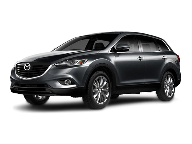 Photo Pre-Owned 2015 Mazda CX-9 Grand Touring FWD Grand Touring in Jacksonville FL