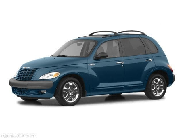 Photo Used 2002 Chrysler PT Cruiser Limited Edition for Sale in Clearwater near Tampa, FL
