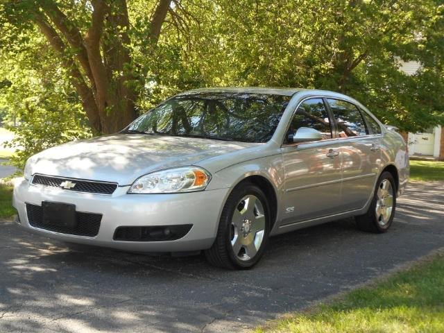 Photo 2007 Chevrolet Impala SS for sale in Flushing MI