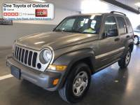 Pre-Owned 2006 Jeep Liberty Sport SUV in Oakland, CA