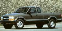 Pre-Owned 1998 Chevrolet S-10 LS 4WD