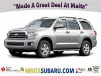 Used 2008 Toyota Sequoia SR5 Available in Sacramento CA