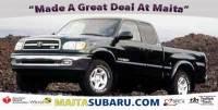 Used 2000 Toyota Tundra SR5 Available in Sacramento CA