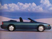1993 Oldsmobile Cutlass Supreme Base Convertible