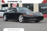 Used 2001 Porsche Boxster Base Convertible For Sale in Fayetteville, AR