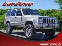 2000 Jeep Cherokee Limited 4-Door 4WD