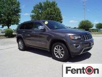2015 Jeep Grand Cherokee Limited BEAUTIFUL! MUST SEE