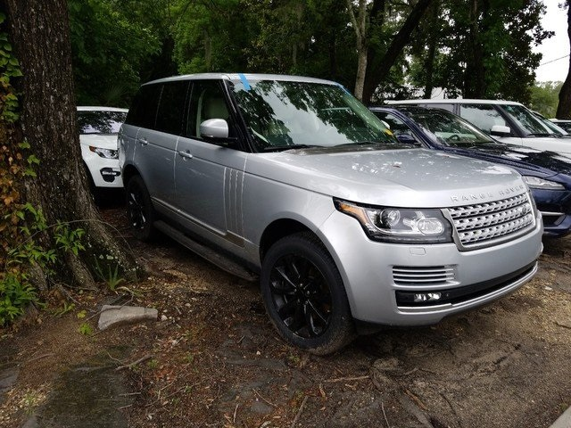 Photo Pre-Owned 2014 Land Rover Range Rover 3.0L V6 Supercharged HSE 4WD
