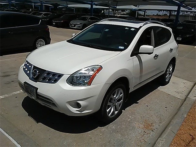 Photo 2012 Nissan Rogue SV For Sale Near Fort Worth TX  DFW Used Car Dealer
