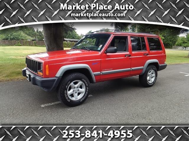 Photo 1998 Jeep Cherokee Sport 4-Door 4WD