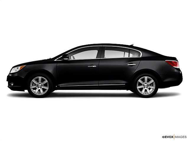 Photo Used 2010 Buick LaCrosse CXS in Cincinnati, OH