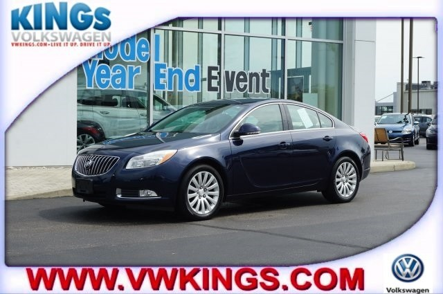 Photo Used 2012 Buick Regal Base in Cincinnati, OH
