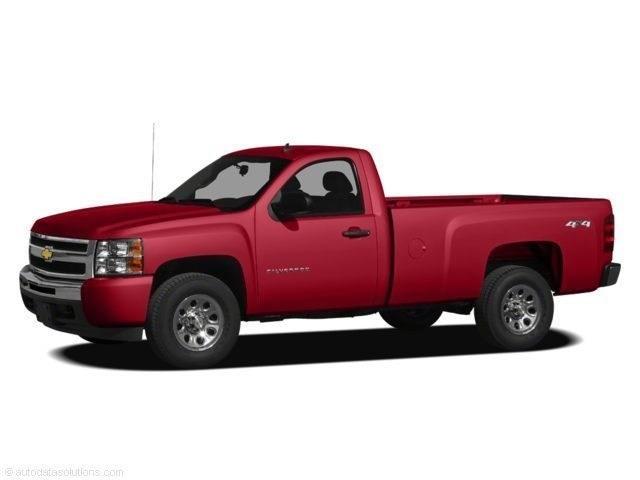 Photo Used 2011 Chevrolet Silverado 1500 Work Truck in Cincinnati, OH