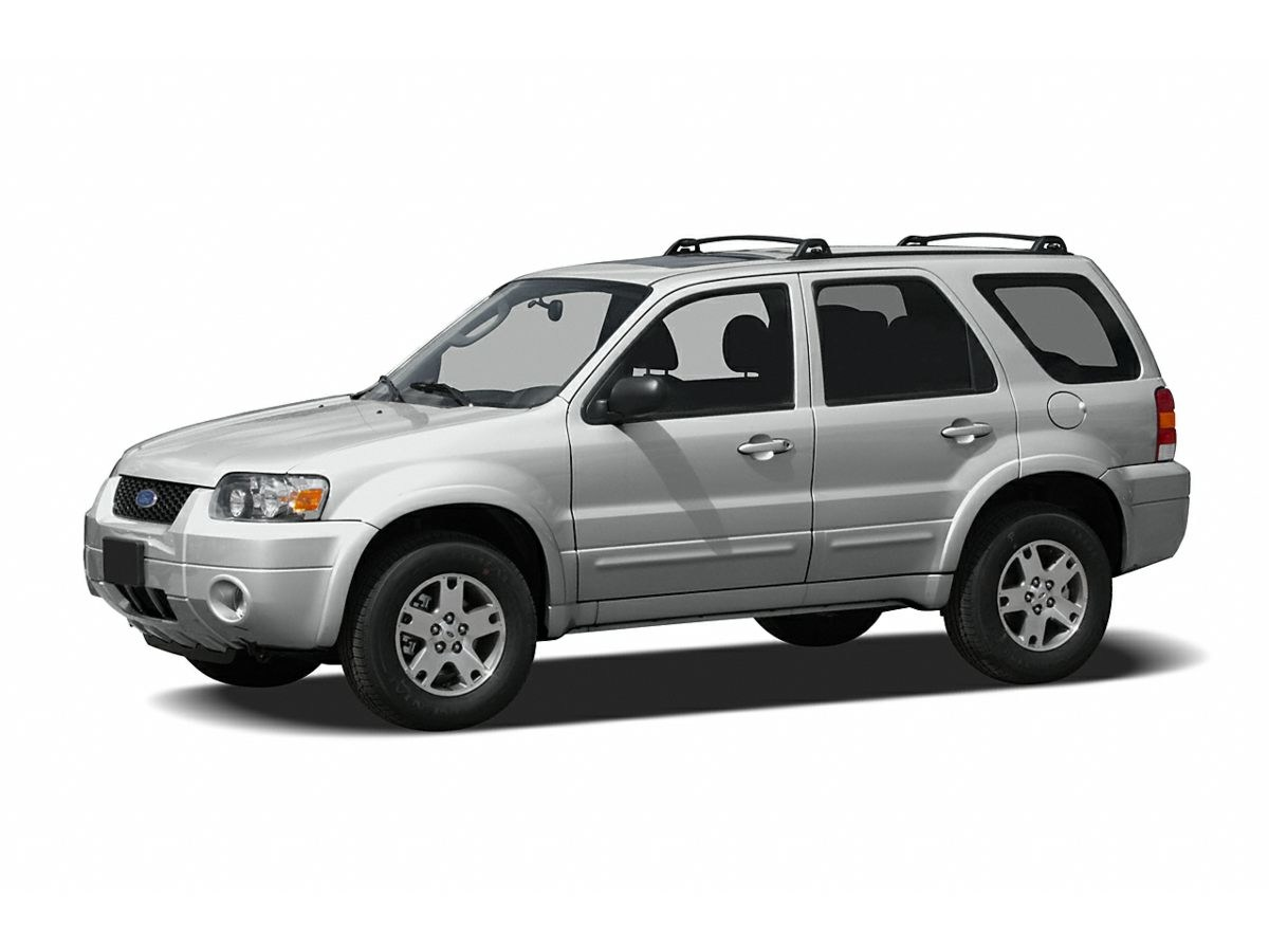 Photo Used 2007 Ford Escape Limited in Cincinnati, OH