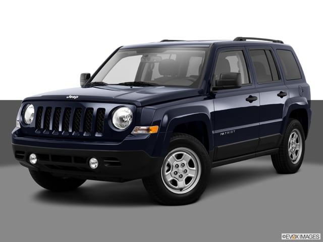 Photo Pre-Owned 2014 Jeep Patriot Sport FWD in Little RockNorth Little Rock AR
