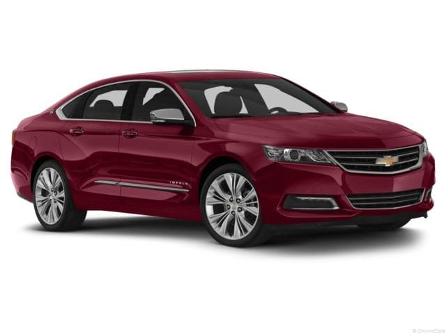 Photo Used 2014 Chevrolet Impala For Sale  Martin TN