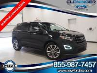 2015 Ford Edge Sport AWD/NAVIGATION/SUNROOF in Hickory, NC   Charlotte Ford Edge   Cloninger Ford of Hickory