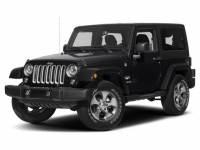 2018 Jeep Wrangler JK Sahara 4x4 SUV