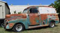 1950 Ford Panel Truck