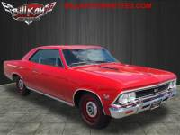 Pre-Owned 1966 Chevrolet Chevelle SS Coupe