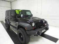 2012 Jeep Wrangler Unlimited 4WD 4dr Call of Duty MW3 SUV in Topeka KS