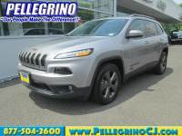 Used 2017 Jeep Cherokee 75th Anniversary Edition FWD *Ltd Avail* Sport Utility in Woodbury Heights