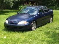 2002 Chevrolet Cavalier LS Sport 4dr Sedan