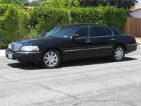 2008 Lincoln Town Car Executive L