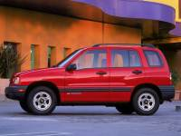 Pre-Owned 2003 Chevrolet Tracker LT Hard Top RWD 4D Sport Utility
