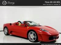 2005 Ferrari 430 Spider Rear Wheel Drive Coupe