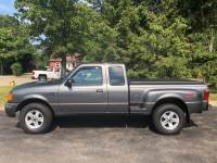2004 Ford Ranger FX4 Off-Road SuperCab 4WD 5-Speed Automatic